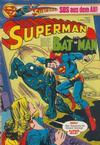 Cover for Superman (Egmont Ehapa, 1966 series) #5/1980