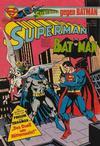 Cover for Superman (Egmont Ehapa, 1966 series) #6/1980