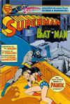 Cover for Superman (Egmont Ehapa, 1966 series) #8/1980