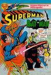 Cover for Superman (Egmont Ehapa, 1966 series) #9/1980