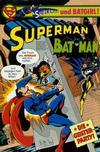 Cover for Superman (Egmont Ehapa, 1966 series) #11/1980