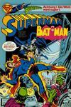 Cover for Superman (Egmont Ehapa, 1966 series) #13/1980