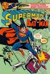 Cover for Superman (Egmont Ehapa, 1966 series) #16/1980