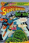 Cover for Superman (Egmont Ehapa, 1966 series) #19/1980