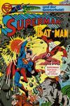 Cover for Superman (Egmont Ehapa, 1966 series) #20/1980