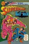 Cover for Superman (Egmont Ehapa, 1966 series) #22/1980