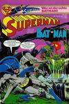 Cover for Superman (Egmont Ehapa, 1966 series) #26/1980