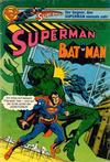 Cover for Superman (Egmont Ehapa, 1966 series) #1/1981