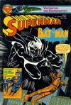 Cover for Superman (Egmont Ehapa, 1966 series) #3/1981