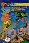 Cover for Superman (Egmont Ehapa, 1966 series) #4/1981