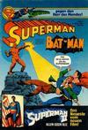 Cover for Superman (Egmont Ehapa, 1966 series) #5/1981