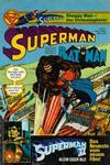 Cover for Superman (Egmont Ehapa, 1966 series) #7/1981