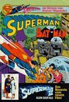 Cover for Superman (Egmont Ehapa, 1966 series) #8/1981