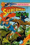 Cover for Superman (Egmont Ehapa, 1966 series) #9/1981