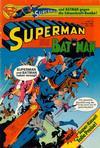 Cover for Superman (Egmont Ehapa, 1966 series) #10/1981