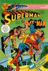 Cover for Superman (Egmont Ehapa, 1966 series) #11/1981
