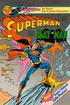 Cover for Superman (Egmont Ehapa, 1966 series) #13/1981