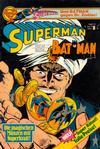 Cover for Superman (Egmont Ehapa, 1966 series) #14/1981