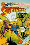 Cover for Superman (Egmont Ehapa, 1966 series) #15/1981