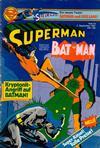 Cover for Superman (Egmont Ehapa, 1966 series) #18/1981