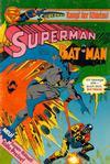 Cover for Superman (Egmont Ehapa, 1966 series) #22/1981