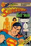 Cover for Superman (Egmont Ehapa, 1966 series) #23/1981