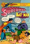 Cover for Superman (Egmont Ehapa, 1966 series) #24/1981