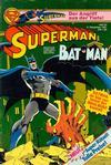 Cover for Superman (Egmont Ehapa, 1966 series) #25/1981