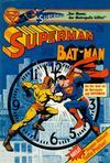 Cover for Superman (Egmont Ehapa, 1966 series) #3/1982