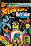 Cover for Superman (Egmont Ehapa, 1966 series) #12/1982