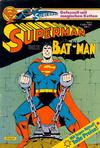 Cover for Superman (Egmont Ehapa, 1966 series) #5/1983