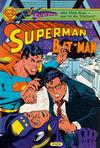 Cover for Superman (Egmont Ehapa, 1966 series) #12/1985
