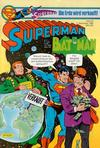 Cover for Superman (Egmont Ehapa, 1966 series) #25/1985