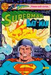 Cover for Superman (Egmont Ehapa, 1966 series) #26/1985