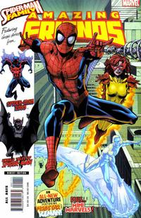 Cover Thumbnail for Spider-Man Family Featuring Spider-Man's Amazing Friends (Marvel, 2006 series) #1
