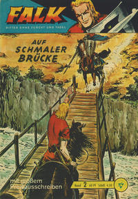 Cover Thumbnail for Falk, Ritter ohne Furcht und Tadel (Lehning, 1963 series) #2