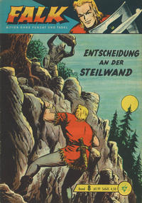 Cover Thumbnail for Falk, Ritter ohne Furcht und Tadel (Lehning, 1963 series) #8