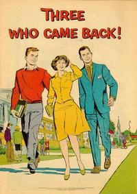 Cover Thumbnail for Three Who Came Back! (US Department of Health, Education and Welfare, 1965 series)