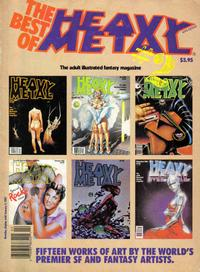 Cover Thumbnail for Heavy Metal Special Editions (Heavy Metal, 1981 series) #[nn] - The Best of Heavy Metal #2