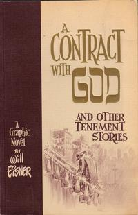 Cover Thumbnail for A Contract with God (Baronet Publishing, 1978 series)
