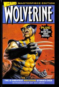Cover Thumbnail for Wizard Wolverine Masterpiece Edition (Marvel; Wizard, 2004 series) #1