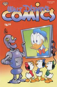 Cover Thumbnail for Walt Disney's Comics and Stories (Gemstone, 2003 series) #665