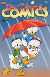 Cover Thumbnail for Walt Disney's Comics and Stories (Gemstone, 2003 series) #667