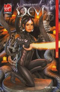 Cover Thumbnail for Devi (Virgin, 2006 series) #2