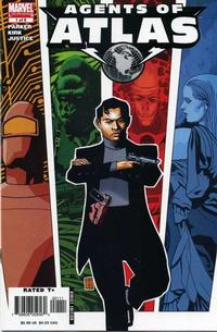 Cover Thumbnail for Agents of Atlas (Marvel, 2006 series) #1