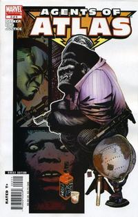 Cover Thumbnail for Agents of Atlas (Marvel, 2006 series) #2