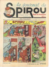 Cover Thumbnail for Le Journal de Spirou (Dupuis, 1938 series) #27/1938