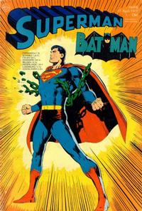 Cover for Superman (Egmont Ehapa, 1966 series) #8/1971