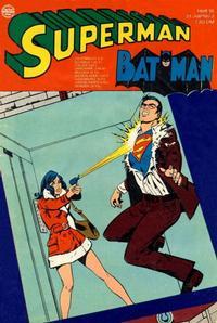 Cover Thumbnail for Superman (Egmont Ehapa, 1966 series) #15/1973