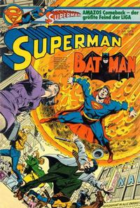 Cover Thumbnail for Superman (Egmont Ehapa, 1966 series) #15/1978